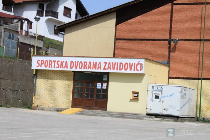 Sportska dvorana Zavidovići