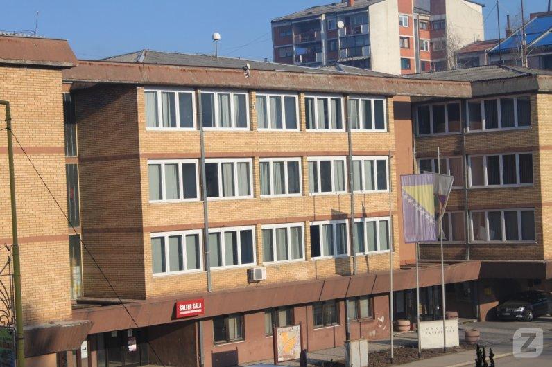 Zgrada općine Zavidovići