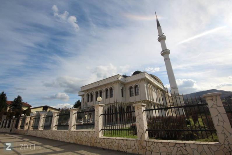 Gradska džamija Zavidovići