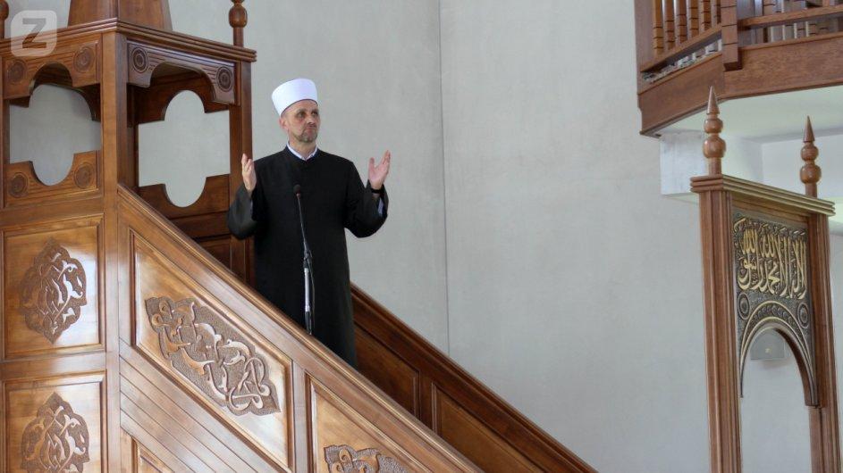 prof. hadži Izet ef. Čamdžić