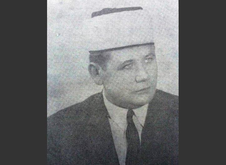 Hadži Mehmed ef. Mahmutović