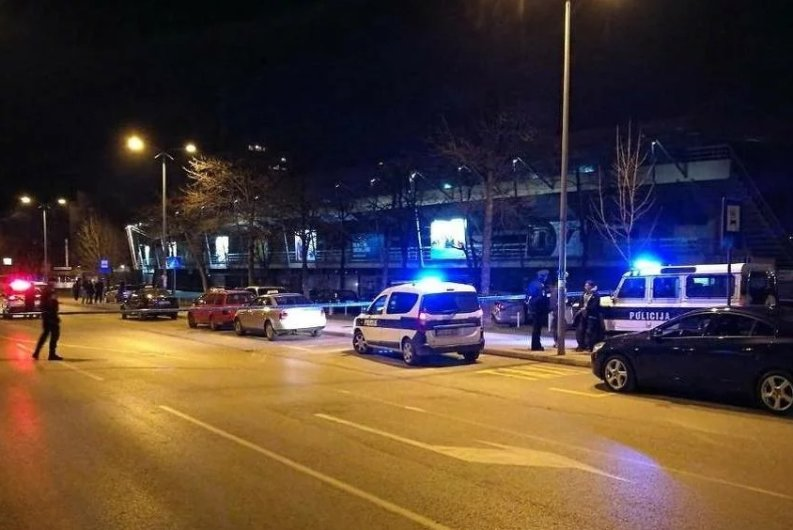 Napad u Zenici / Klix.ba