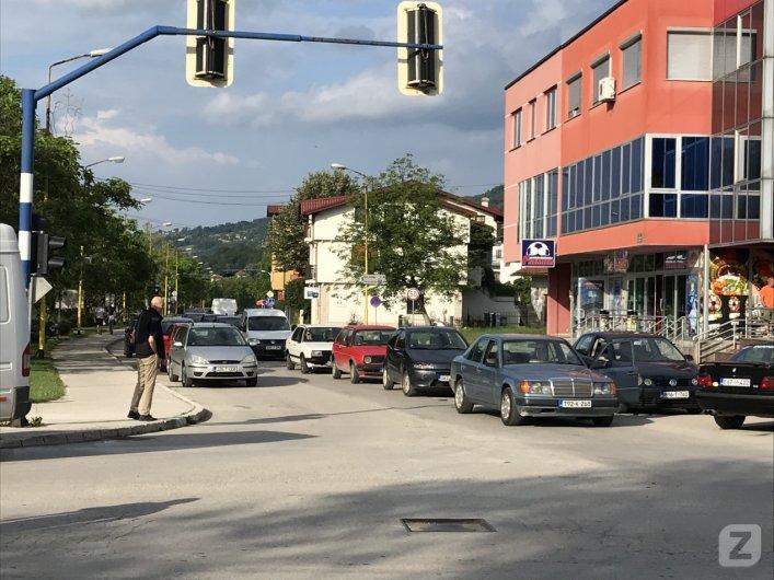 Blokada saobraćaja zbog visokih cijena goriva