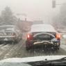 Problemi na putevima širom BiH zbog snijega