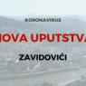 Nova naredba Općinskog štaba civilne zaštite Zavidovići o produžavanju radnog vremena do 18h