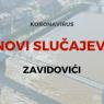 Pet novih slučajeva koronavirusa u Zavidovićima