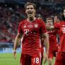 Bayernu UEFA-in Super Cup, navijači se vratili na tribine