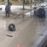 Saobraćajna nesreća u Radničkoj ulici