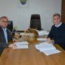 Potpisan Ugovor o izvođenju radova na vodovodnom priključku mještana dijela naselja Gornji Sinanovići