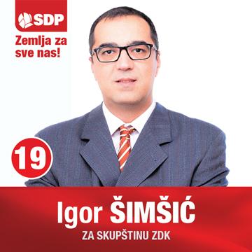 SDP - Kampanja 2018
